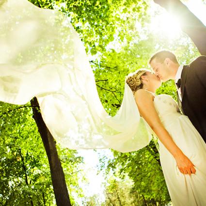 fotografije na vencanju