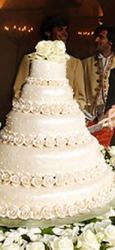 Tom Cruise And Katie Holmes Wedding Cake Picture KATIE HOLMES TOM CRUISE SURI