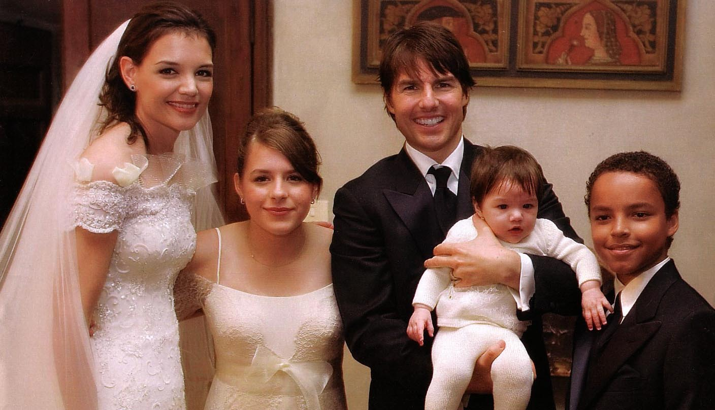 Katie Holmes Tom Cruise Suri Venčanje Magazin Venčanja Venčanice Poznatih