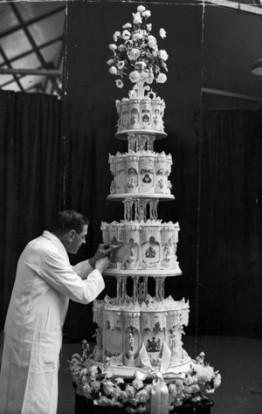 Parče kraljevske torte
