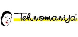Резултат слика за tehnomania logo
