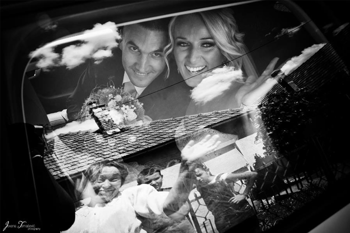 Slavite vašu ljubav, ali i ljubav, privrženost i poštovanje prema vašim porodicama, foto Jovana Tomašević