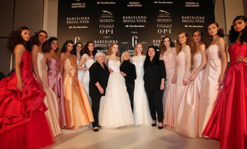 Cymbeline venčanice Barselona bridal week
