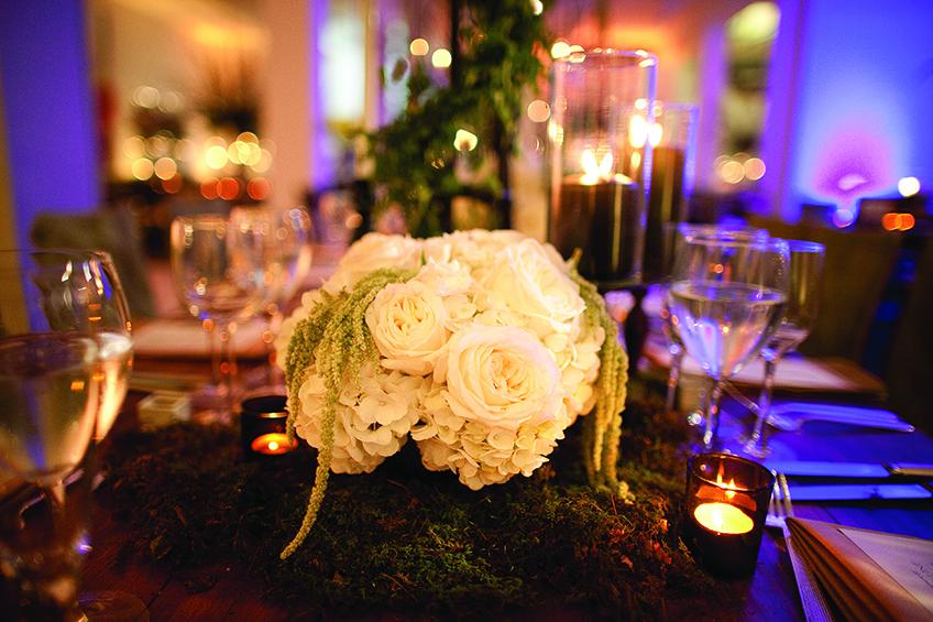 Dejvid Tutera, organizator venčanja