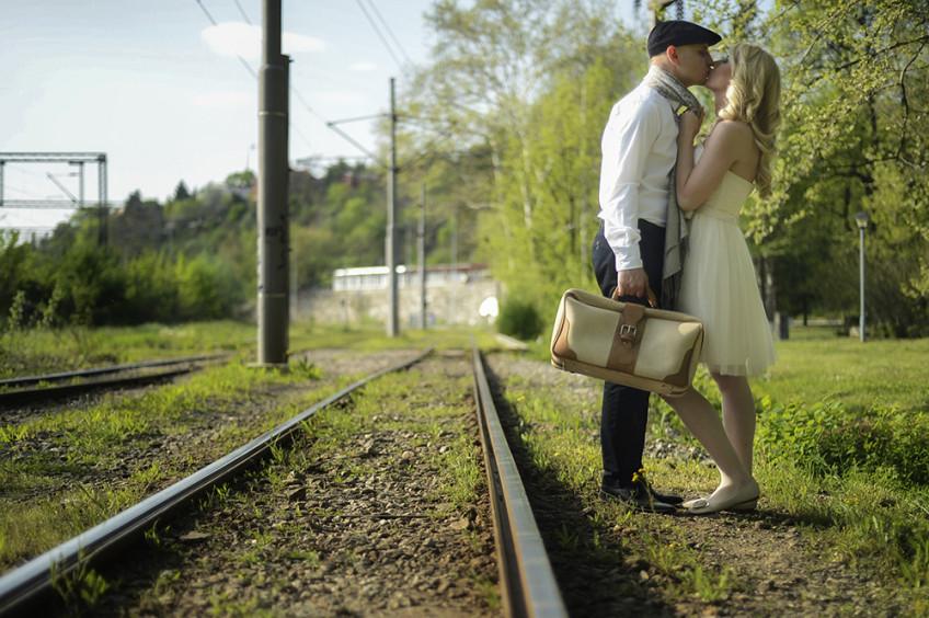 Želeli su fotografije koje će zauvek pamtiti, tako da su se Marija i Dejan Milovac slikali dan pred venčanje, foto Foto tajna