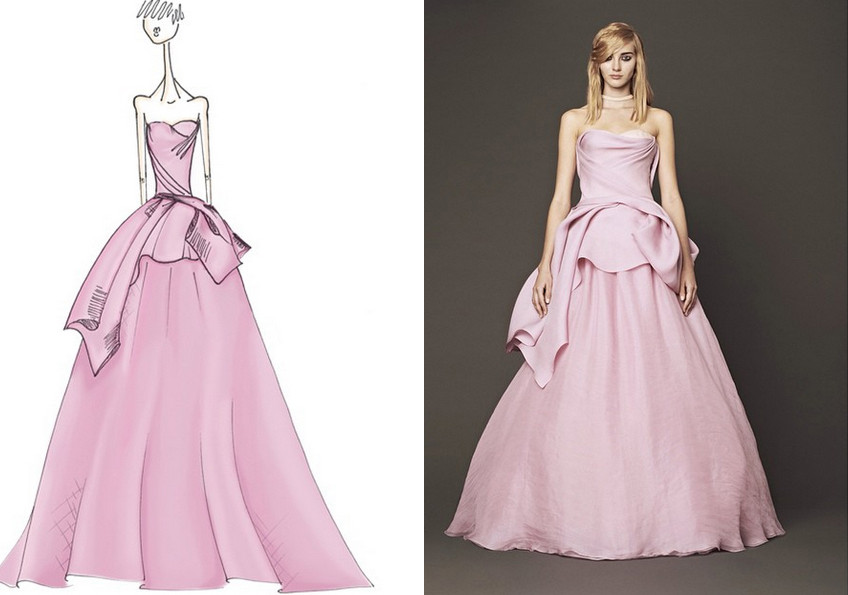 ružičaste venčanice