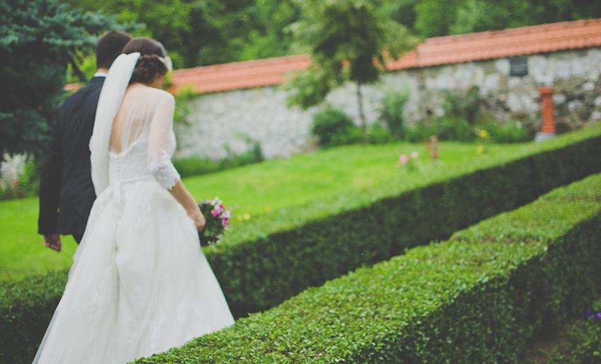Nase vencanje Milica i Vladimir Bojovic