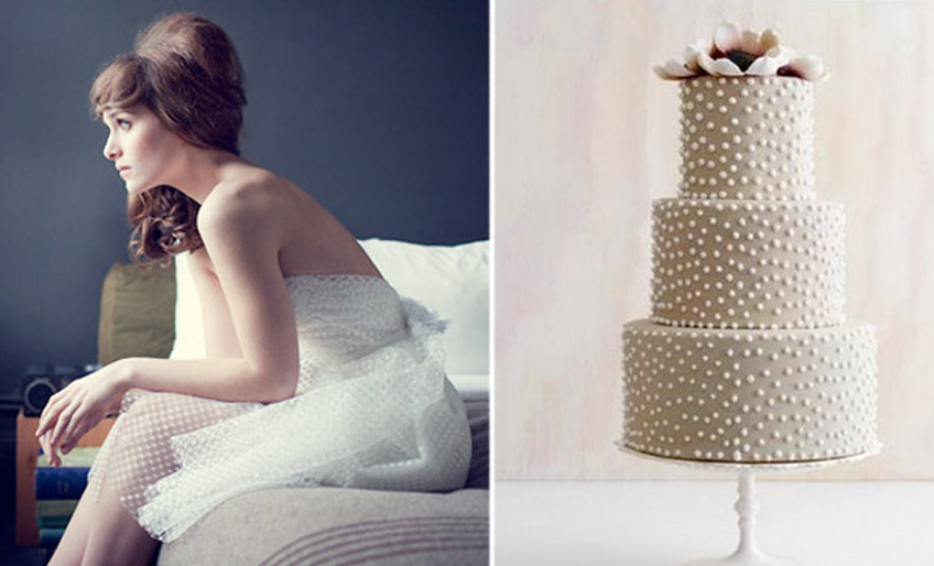 Svadbene torte u stilu mladine venčanice3