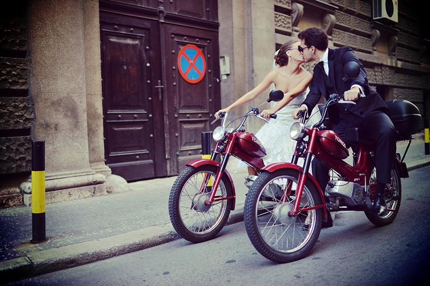 kreativni nacini kako da stignete na vencanje 7