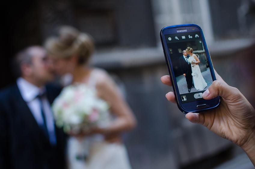 gosti na venčanju