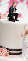12 ukrasi za svadbenu tortu