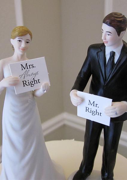 6 ukrasi za svadbenu tortu