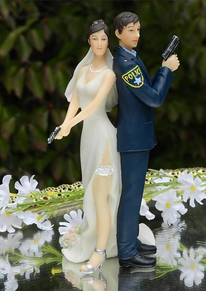 7 ukrasi za svadbenu tortu