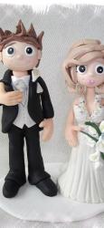 8 ukrasi za svadbenu tortu