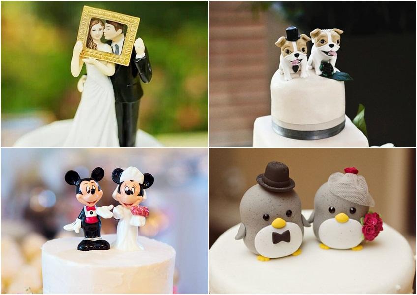 figurice za tortu za vencanje 3