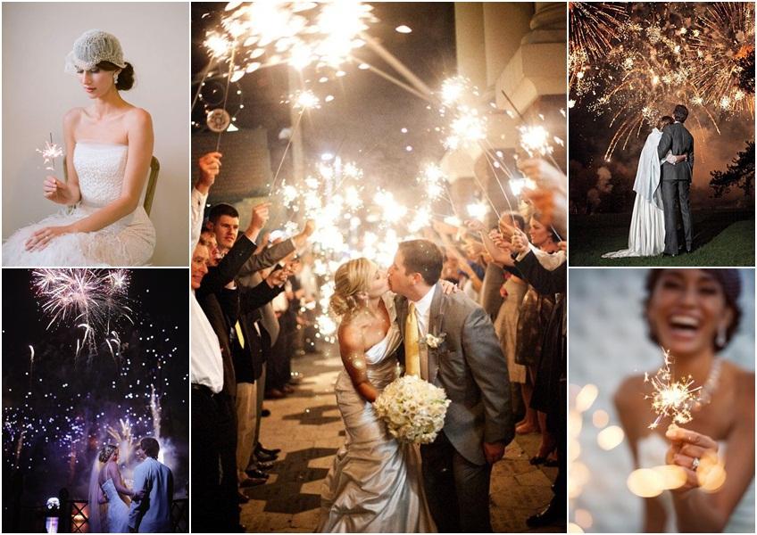 venčanje u stilu nove godine 1