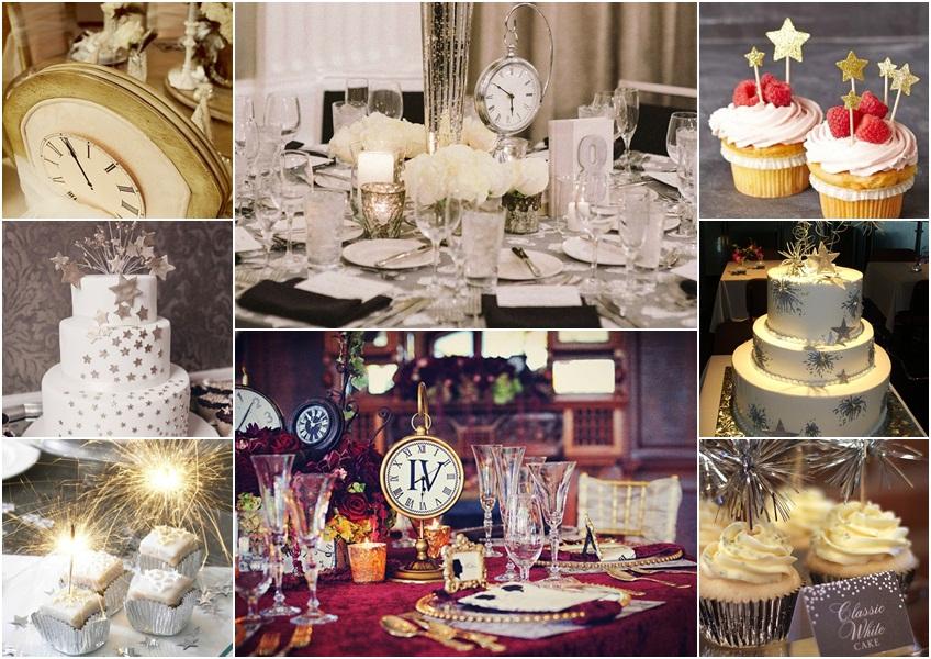 venčanje u stilu nove godine 3