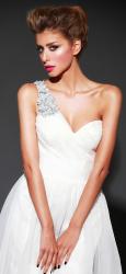 Nena Ilić šminka za venčanje