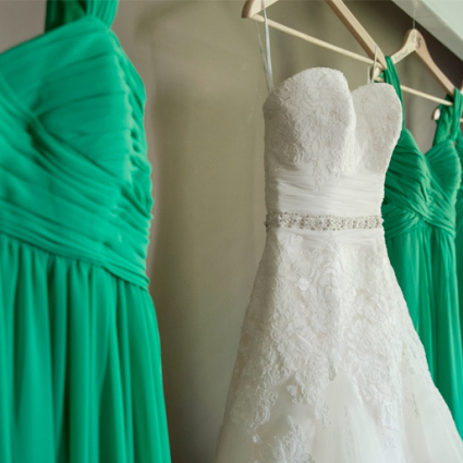 druga haljina na vencanju